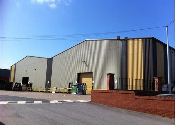 Thumbnail Light industrial to let in Units 1&2 Rockingham Business Park, Rockingham Row, Barnsley, Yorkshire