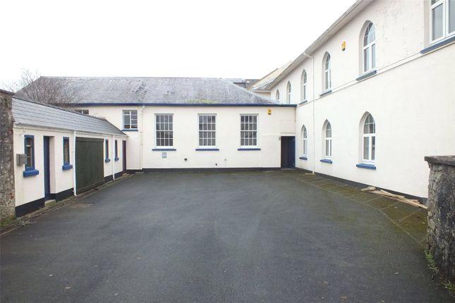 Thumbnail Terraced bungalow for sale in The Olde School Commercial Premises, Victoria Road, Pembroke Dock, Pembrokeshire