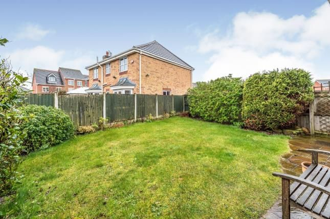 Garden of Birchtree Drive, Melling, Liverpool, Merseyside L31