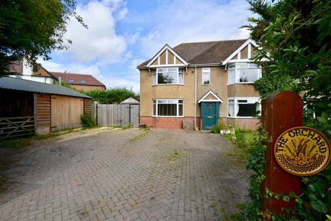 Thumbnail Semi-detached house for sale in Main Street, South Littleton, Evesham