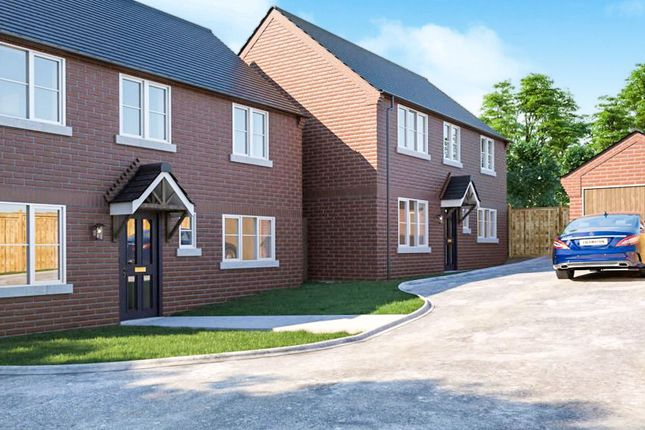 Thumbnail Detached house for sale in Dover Street, Kibworth, Leicester