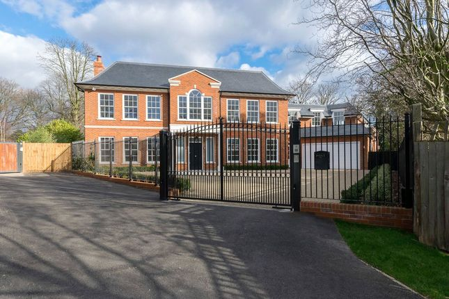 Thumbnail Detached house for sale in Brook Gardens, Coombe, Kingston Upon Thames