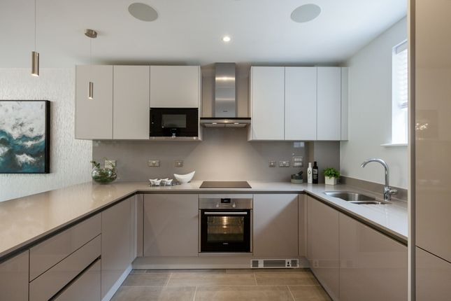 "Thumbnail Flat for sale in ""Vermont House"" at 1201 High Road, Totteridge & Whetstone, London"