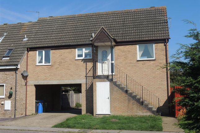 Front of Cowslip Crescent, Carlton Colville, Lowestoft NR33