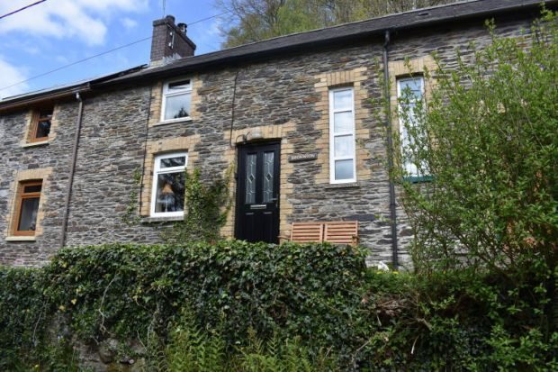 Thumbnail Terraced house to rent in Alltpenrhiw, Drefach, Carmarthenshire