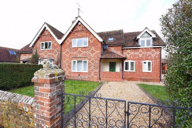 Thumbnail Semi-detached house to rent in Chilcomb Lane, Winchester
