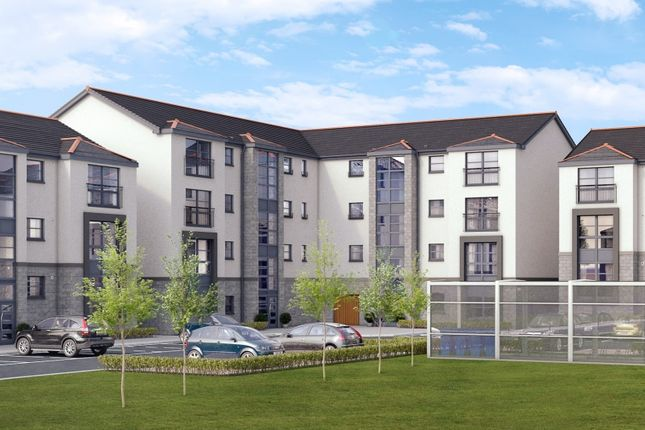 Thumbnail Flat for sale in Cattofield Place, Aberdeen