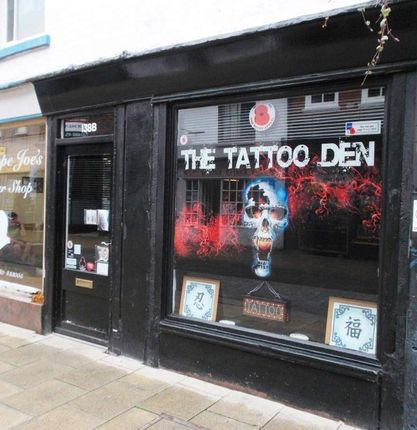 Retail premises for sale in 138B High Street, Huntingdon