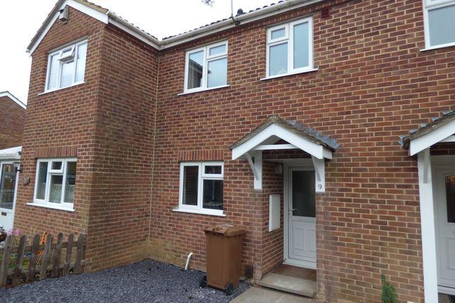 Thumbnail Terraced house to rent in Dibben Walk, Romsey