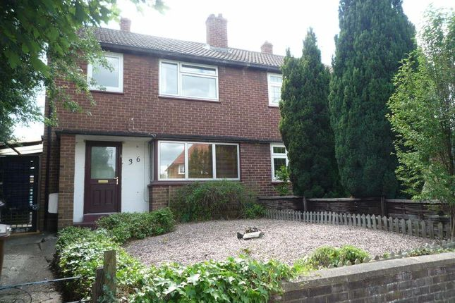 3 bed semi-detached house to rent in Woolgrove Road, Hitchin SG4