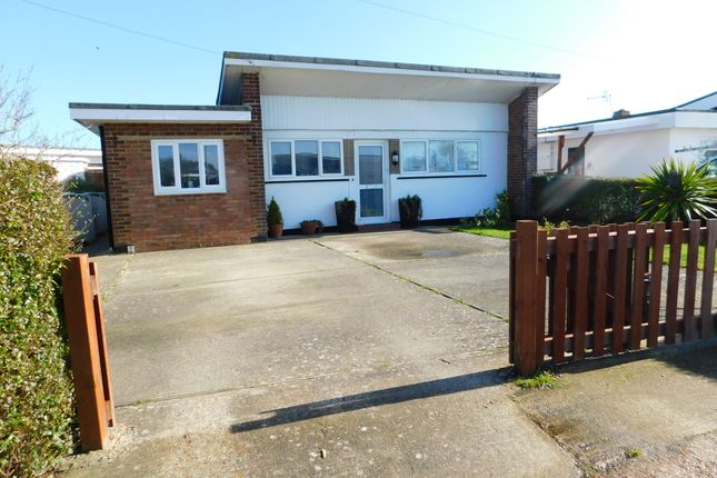 Thumbnail Detached bungalow for sale in Camber Drive, Pevensey Bay