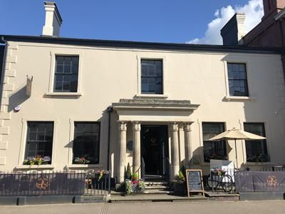 Thumbnail Office to let in First Floor, 55 Bridge Street, Usk, Monmouthshire
