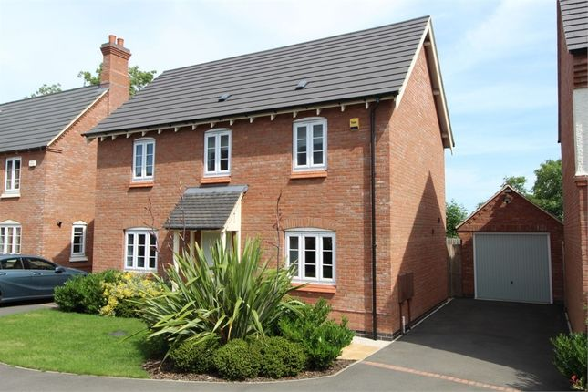 Thumbnail Detached house for sale in Gloster Road, Lutterworth