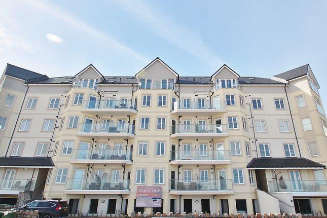 Thumbnail Flat for sale in Ocean View, West Promenade, Rhos-On-Sea