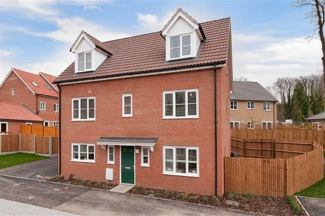 Thumbnail Detached house for sale in Darenth Road, Dartford, Kent