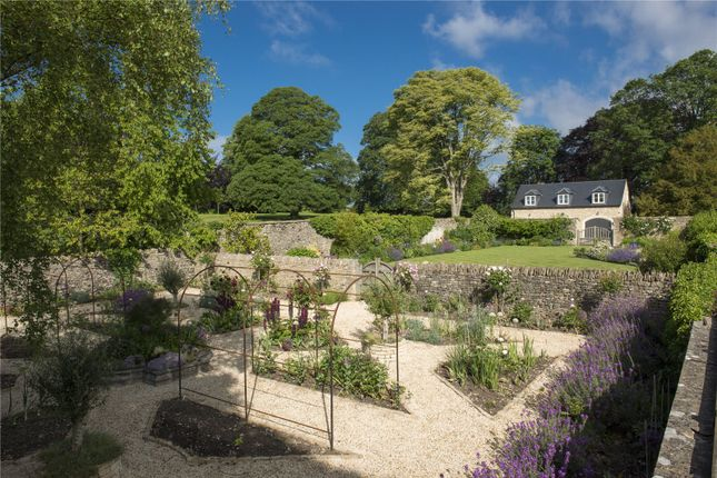 Gardens of Duntisbourne Abbots, Cirencester, Gloucestershire GL7