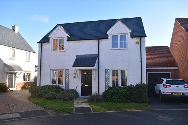 Thumbnail Detached house for sale in The Old Furlong, Cranfield, Bedford