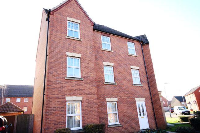 Thumbnail Flat for sale in St. Rochus Drive, Wellingborough