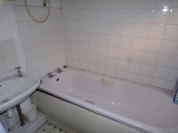 Bathroom of Dagenham, Essex, . RM9
