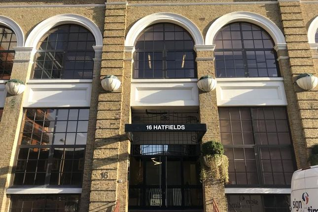 Thumbnail Office to let in 2nd Floor, 16 Hatfields, London