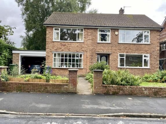 4 bed detached house for sale in Berkeley Road, Hazel Grove, Stockport, Cheshire SK7