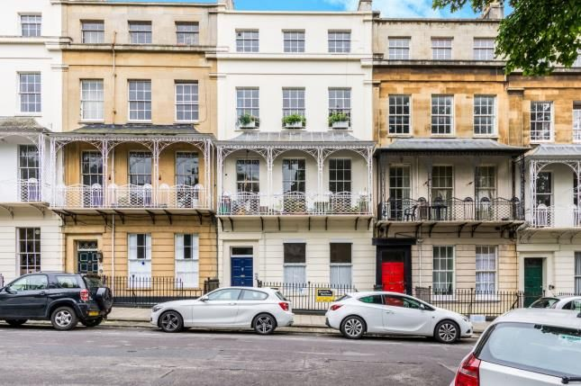 Thumbnail Flat for sale in Caledonia Place, Bristol