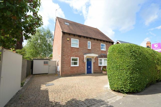 Thumbnail Detached house for sale in Crescent Way, Cholsey, Wallingford