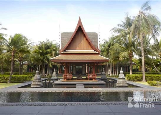 Thumbnail Property for sale in Nuanchan Road Comprises With Main Villas, Clubhouse And Thai Sala