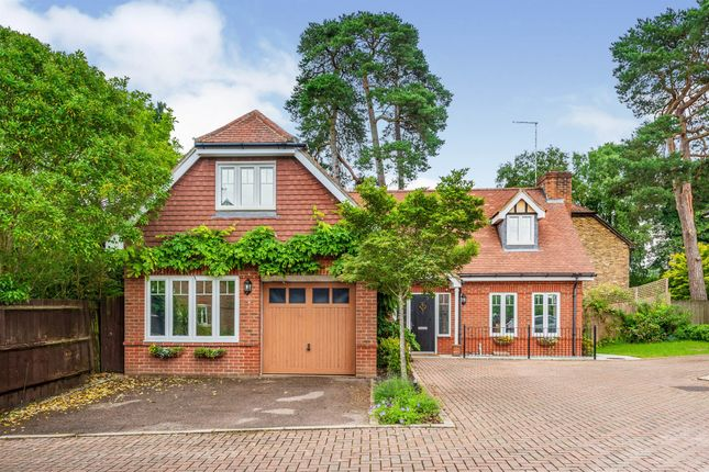 Thumbnail Detached house for sale in Sandy Close, Crawley Down, Crawley