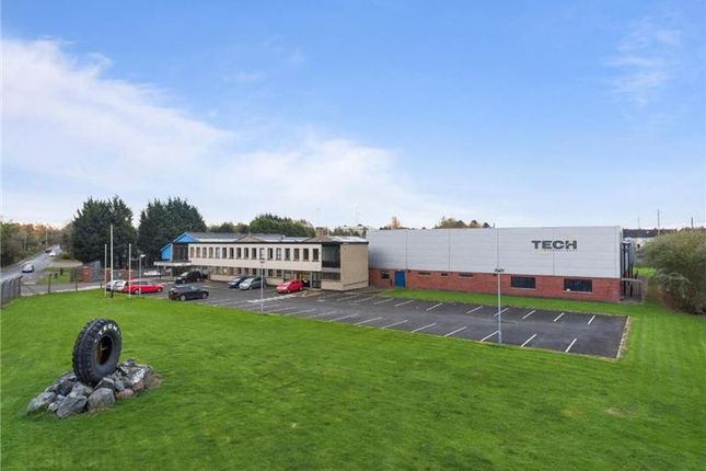 Thumbnail Warehouse to let in 15, Ballinderry Road, Lisburn, Antrim, United Kingdom