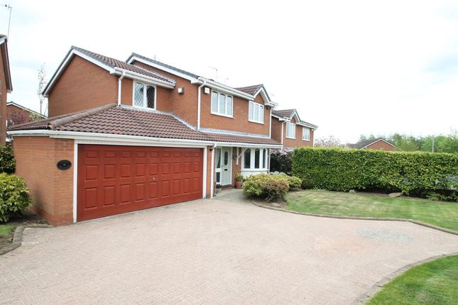 Thumbnail Detached house for sale in Carey, Hockley, Tamworth