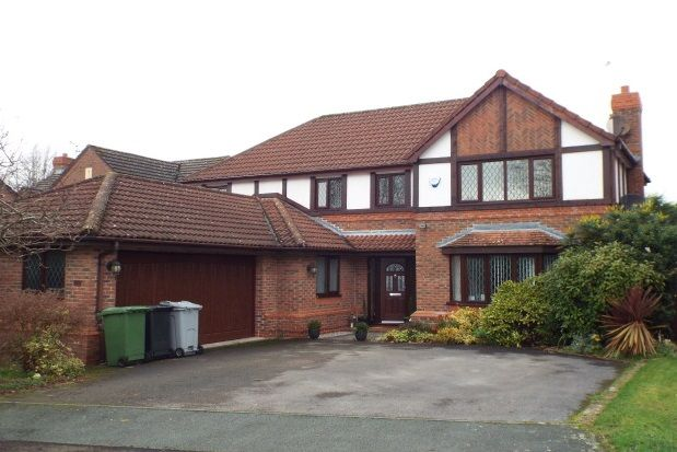 Thumbnail Detached house to rent in Aylesby Close, Knutsford, Cheshire