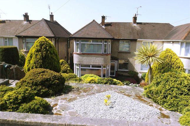 Thumbnail Semi-detached house for sale in Dinas Baglan Road, Baglan, Port Talbot, West Glamorgan