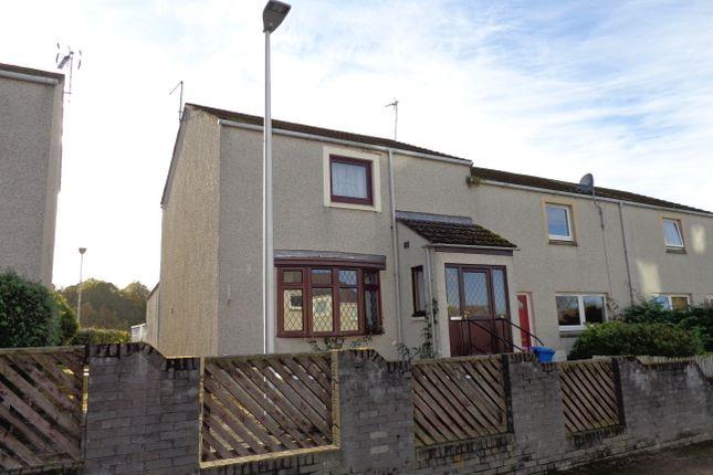 Thumbnail End terrace house for sale in 87 Castlehill Road, Fochabers