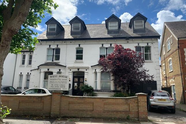 Thumbnail Block of flats for sale in Lot, West House, 11 St Vincents's Road, Westcliff-On-Sea