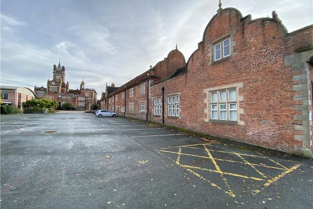 Thumbnail Office to let in Ground Floor North Wing The Quadrangle, Crewe Hall, Weston Road, Crewe, Cheshire