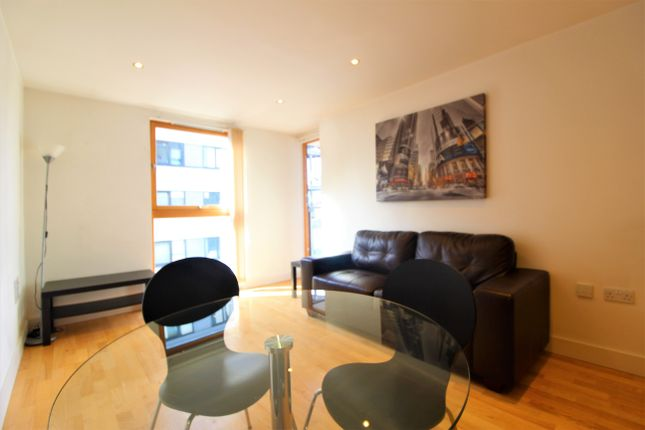 Thumbnail Flat to rent in Cartier House, The Boulevard, Leeds