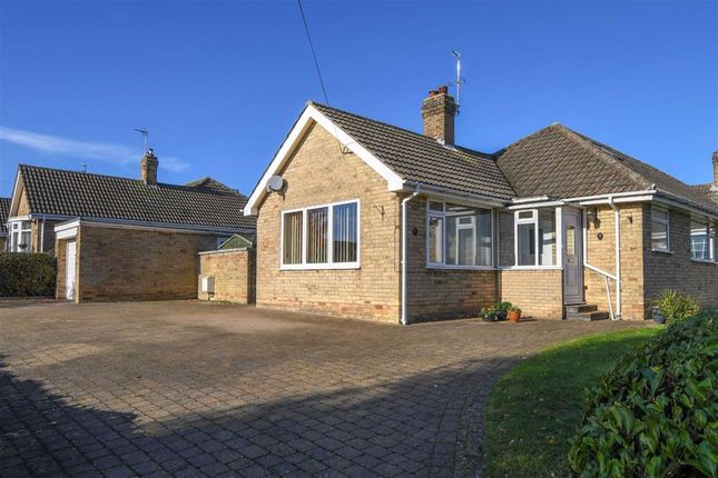 Thumbnail Semi-detached bungalow for sale in Swanland Butts Close, Kirk Ella, East Riding Of Yorkshire