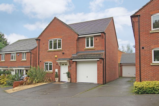 Thumbnail Detached house for sale in Althestan Close, Alvechurch