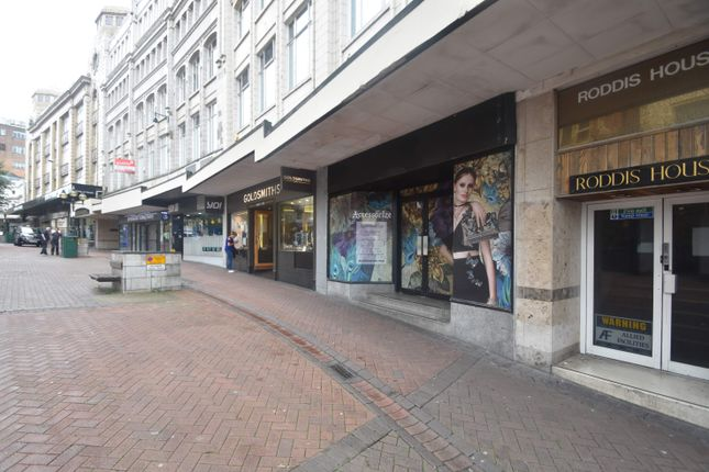 Thumbnail Retail premises to let in 4 Old Christchurch Road, Bournemouth