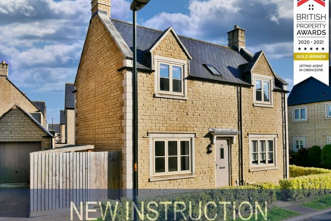 Thumbnail Detached house to rent in Near Short Piece, Fairford