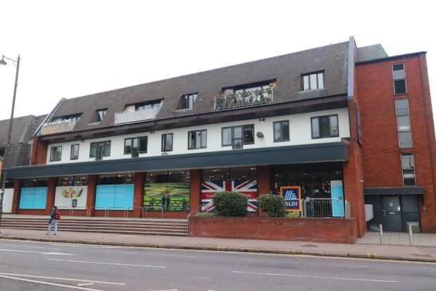 2 bed flat to rent in St. Marys Lane, Upminster RM14