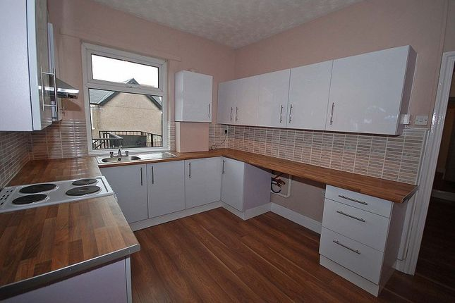 Thumbnail Flat to rent in Caerleon Road, Newport