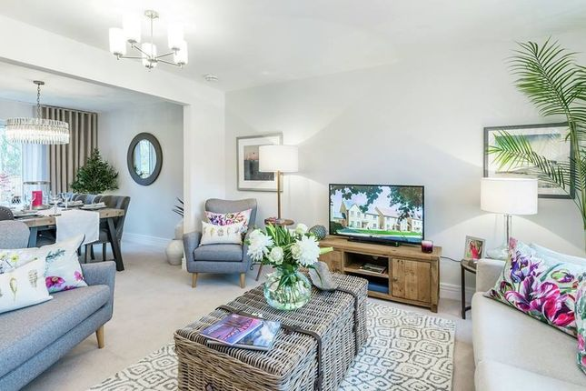 """Thumbnail Semi-detached house for sale in """"The Anderson"""" at Muirfield, Gullane"""