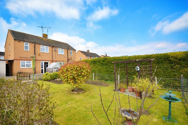 Thumbnail Terraced house for sale in Dudley Close, Keynsham