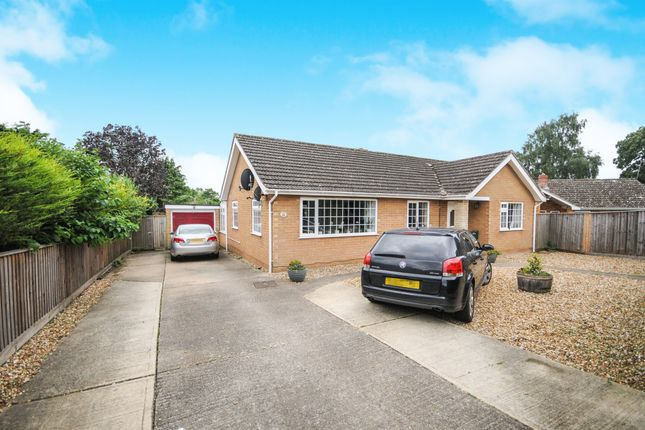 3 bed detached bungalow for sale in Monksgate, Thetford