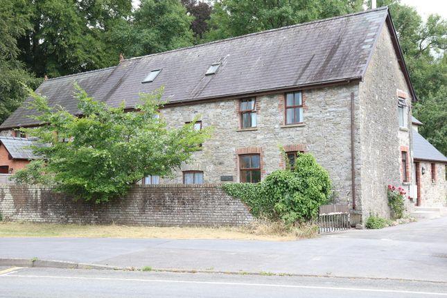 Thumbnail Detached house for sale in Ffairfach, Llandeilo