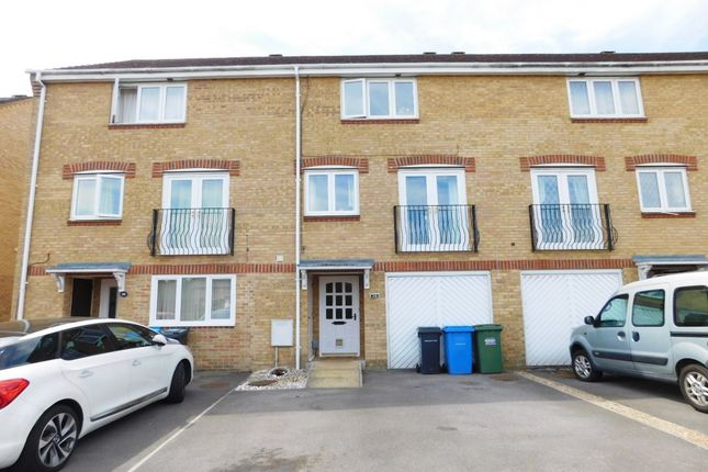 Thumbnail Terraced house to rent in David Way, Hamworthy, Poole