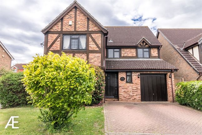 Thumbnail Detached house for sale in Gossington Close, Chislehurst, Kent