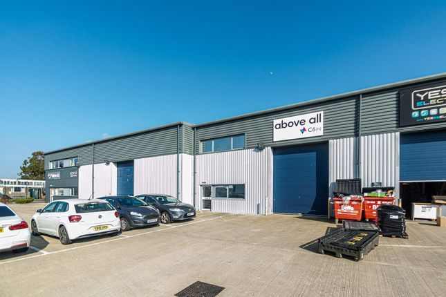 Thumbnail Warehouse to let in Unit 2, Christchurch Business Park, Christchurch